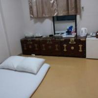 Korean-Style Double Room