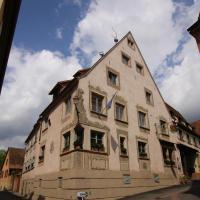 Hotel Pictures: Hotel Gilg, Mittelbergheim