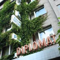 Zdjęcia hotelu: Hotel Diplomat, Frankfurt nad Menem