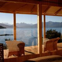 Фотографии отеля: Lodge El Mirador De Guadal, Puerto Guadal