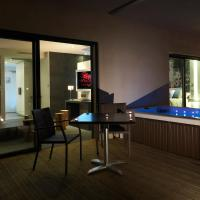 Junior Suite With Private Outdoor Hot Tub