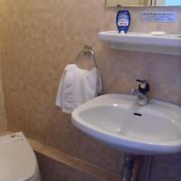 Economic Single Room - Toilet