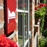 Hotelbilleder: Pension Kunsthof Dahrenstedt, Dahrenstedt