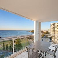 Two-Bedroom Apartment with Beach View