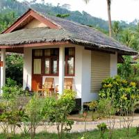 Bungalow with Air Conditioning - Beach Front