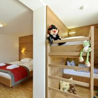 Family Room (2 Adults + 2 Children up to 2 years included, older children have to pay extra)