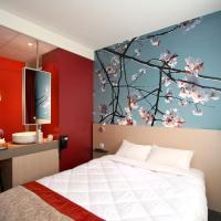 Hotel Pictures: Inter Hotel Les 3 Marches, Vezin-le-Coquet