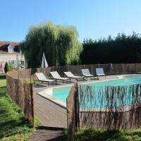 Hotel Pictures: La Grange Rouge, Chissay-en-Touraine