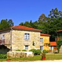 Hotel Pictures: Casa do Castelo de Andrade, Puentedeume
