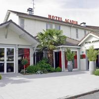 Hotel Pictures: Inter-Hotel Acadie, Tremblay En France