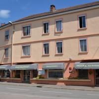 Hotel Pictures: Aux Vendanges de Bourgogne L O à la Bouche, Paray-le-Monial