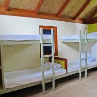 Bed in 6-Bed Mixed Dormitory Room - The Lodge
