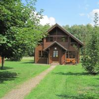 Hotel Pictures: Holzhaus Am Silbersee, Frielendorf
