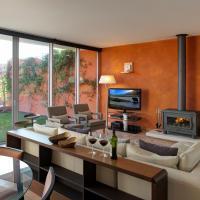 Deluxe One-Bedroom Townhouse