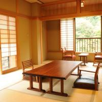 Japanese-Style Superior Twin Room with Open-Air Bath