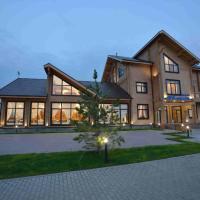 Fotografie hotelů: Zarechie Spa Hotel, Barnaul