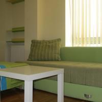 Studio, Leninova Street ( 2 Adults + 1 Child)