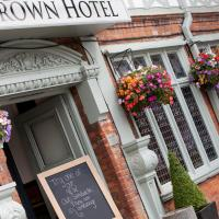 Hotel Pictures: Crown Hotel, Chertsey