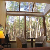 Deluxe Double Room with Forest View