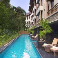 Luxury Pool Access Double or Twin Room