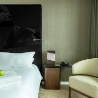 Queen or Two Double Beds Room