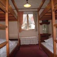Economy Room with Bunk Beds and Shared Bathroom