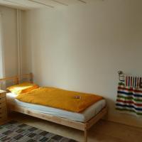 Single Room with Shared Bathroom - Room 3