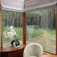 Deluxe Double Room with Forest View and Spa Package