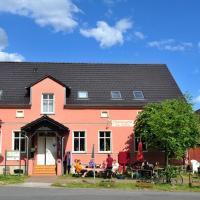Hotelbilleder: Flämingrose Café Pension Restaurant, Bad Belzig
