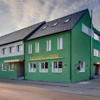 Hotel Pictures: Hotel Zur Post, Illmitz