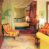 Historical Suite with Garden View