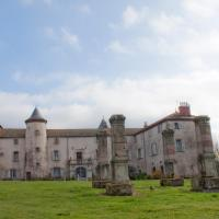 Hotel Pictures: Château de Chantelauze, Olliergues