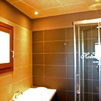 Superior Double Room with Spa Bath and Views