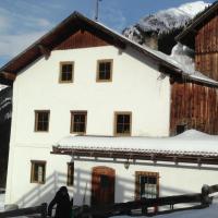 Hotel Pictures: Samnaunerhütte, Spiss