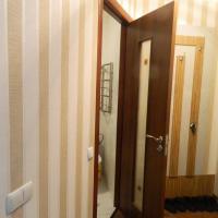 Apartment at Kosmicheskaya Street 24A