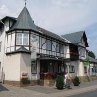 Hotel Pictures: Hotel Güldene Gabel, Unterwellenborn