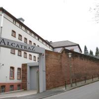 ALCATRAZ Hotel am Japanischen Garten