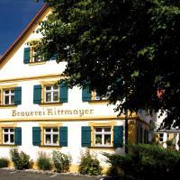 Hotelbilleder: Landgasthof Hotel Rittmayer, Hallerndorf