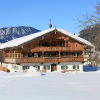 Hotel Pictures: Ferienhaus Hinterebenhub, Hopfgarten im Brixental
