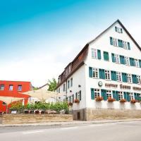 Hotel Pictures: Hotel Restaurant Lamm Hebsack, Winterbach