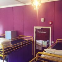 Bed in 8-Bed Mixed Dormitory Room with Balcony