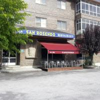 Hotel Pictures: Hotel San Rosendo, Ourense