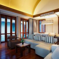 Two-Bedroom Villa with Private Pool - Beachfront