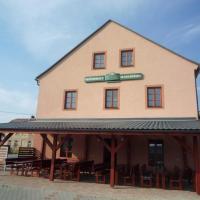 Hotel Pictures: Penzion s Restaurací Zlata Hvězda, Vikýřovice