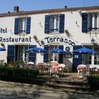 Hotel Pictures: Hotel de la Terrasse, Mauléon