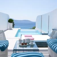 Suite Sea Front with Private Pool