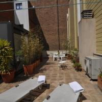 Deluxe One-Bedroom Apartment with Terrace - Santa Rosa