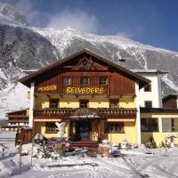 Zdjęcia hotelu: Pension Belvedere, Galtür