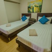Two-Bedroom Loft Suite