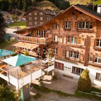 Hotel Pictures: Nangijala Hostel, Disentis